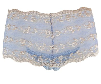 Morgana Blue Knickers front