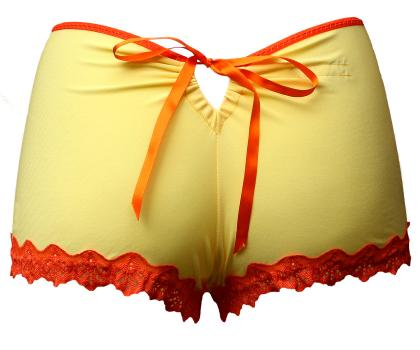Natasha Citrus Knickers back